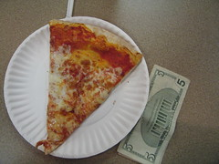 Sam's Pizza Palace: Plain Slice