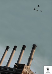 WWF - Against Toxic Waste - Chimneys