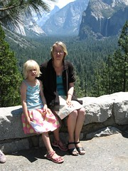 In Yosemite Valley