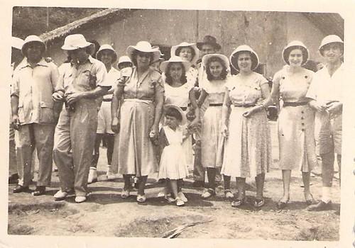 Grupo em Biaum(Guinea)