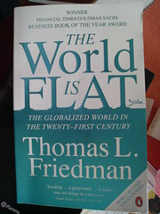 Recommended book: The World is Flat