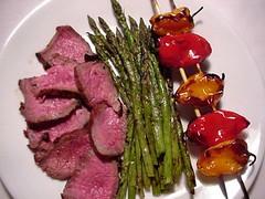 Rare Beef