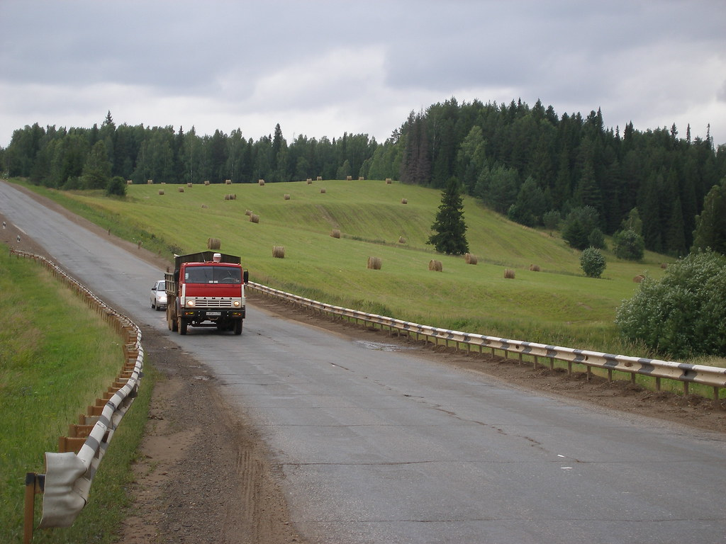 The road to Perm