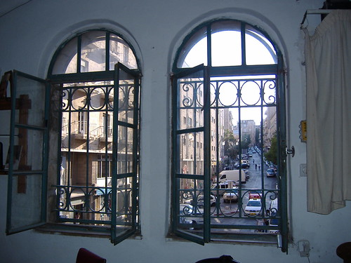 Twin Windows at Tmol Shilshom
