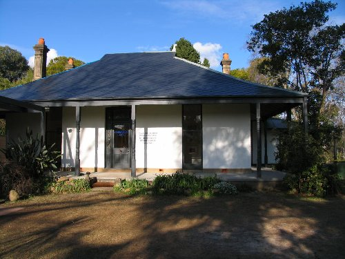Lewers Bequest Gallery, Emu Plains, NSW