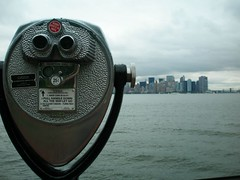 Viewing Lower Manhattan