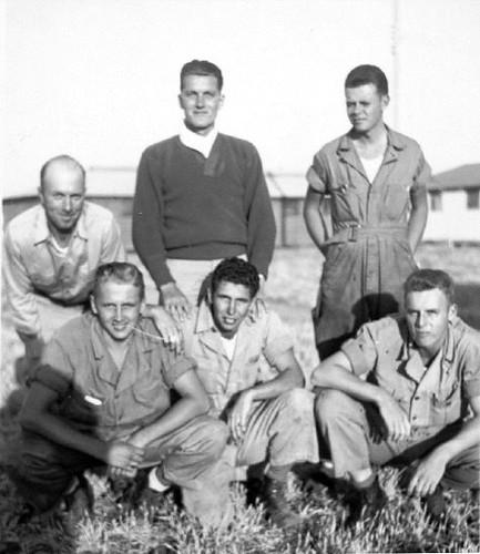 war time Six Buddies