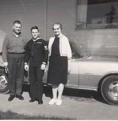 my grandpa my dad my great-grandmother