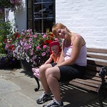 Mum and me Chilling<br/>14 Jul 2006