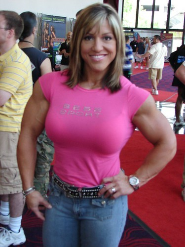 Uploaded by: hansk01 Tags: female muscle bodybuilding fbb ginadavis