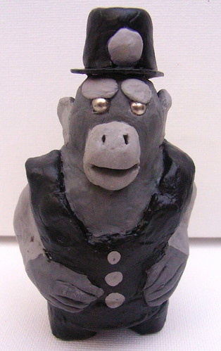 Constable Chimp