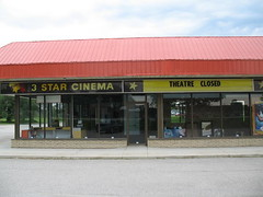 3 Star Cinema Frontage