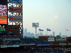 Philly from the ballpark
