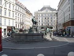 Donnerbrun, Neu markt Vienna
