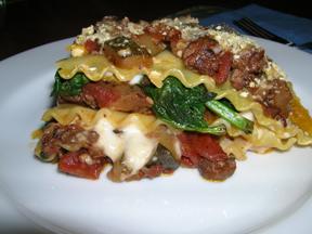 Lasagna Rozale