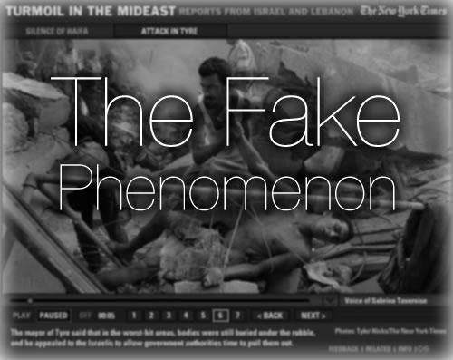 The Fake Phenomenon