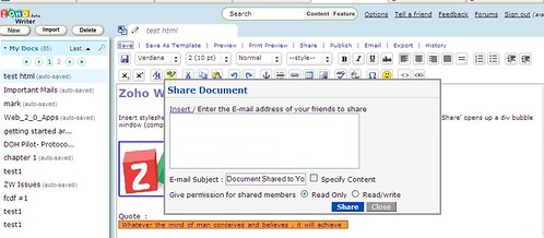 zoho-writer-share-bubble