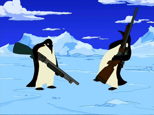 Penguins With Guns 04