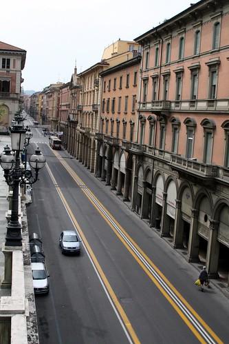 Bologna, Via dell'Indipendenza
