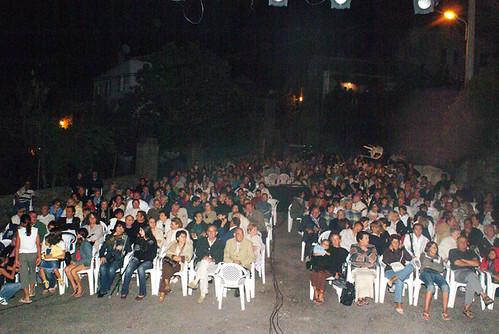 Le public était venu