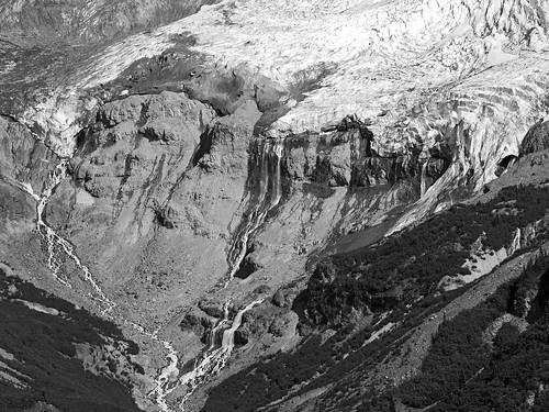 Glacial Waterfalls