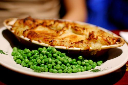 vegetable shepherds pie
