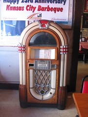 0367 jukebox at KC Barbeque