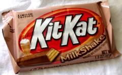 kit kat milkshake