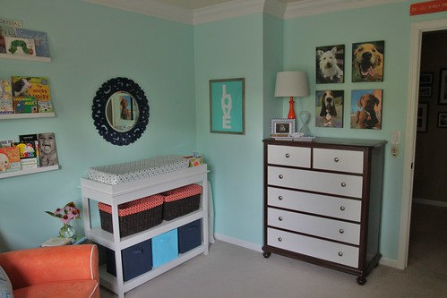 completed nursery