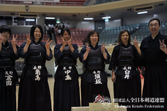 3rd All Japan Interprefecture Ladies KENDO Championship_038