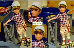 My custom bratz boy Devan photo by 1st ♥ Bratz Boyz