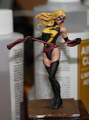"Knight Models KMV-008 ""Ms.Marvel"" -12"