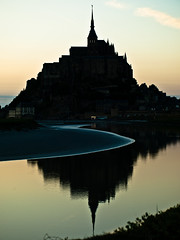 Lovely Mont-Saint-Michel photo by Peddan Foto