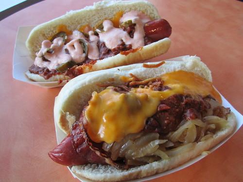 Carritos De Hot Dogs Mexicali