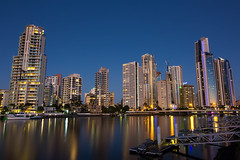 Gold Coast Cityscape photo by labtamg