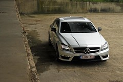 CLS 63 AMG photo by yannickminet