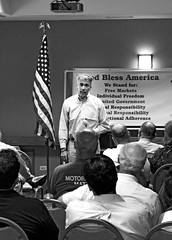 Rep. Joe Walsh meets RNHA IL members
