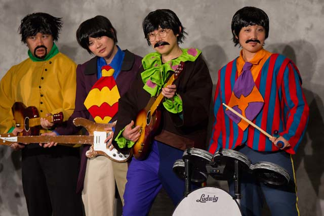 The Beatles photo by vmcampos