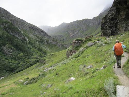 la valle di Rhemes