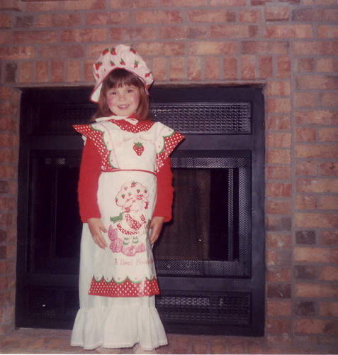 strawberry shortcake 1983 photo by sweetlovewhitney