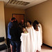 July 18, 2011 11AM service baptisms