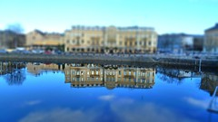 A Day In Karlstad Tiltshift photo by A.Currell