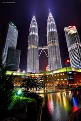 colors of Kuala Lumpur photo by Art-slice
