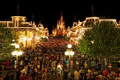 Walt Disney World - Magic Kingdom photo by Matt Pasant