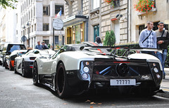 Pagani Zonda Cinque Roadster & Friends [On Explore !] photo by BenjiAuto (Ratet B. Photographie)