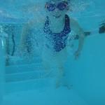 Emma underwater<br/>01 Oct 2011