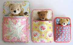 Three Bears' Sleeping Bag photo by flossieteacakes