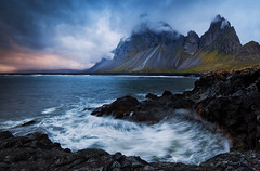 Iceland - East Fjords: Dramatic Iceland photo by Nomadic Vision Photography