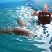Winter Amputee Dolphin and Heath Calhoun