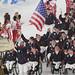 U.S. Flag Bearer Heath Calhoun
